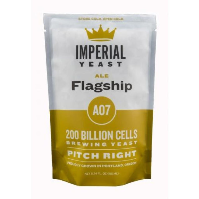 A07 Flagship Imperial Organic Liquid Yeast Imperial Organic Yeast