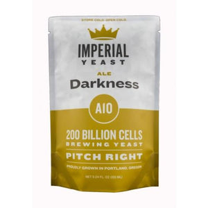 A10 Darkness Imperial Organic Liquid Yeast Imperial Organic Yeast