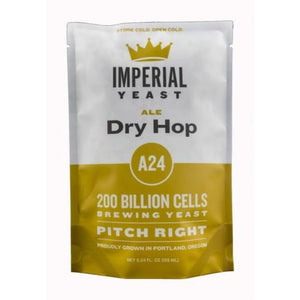 A24 Dry Hop Imperial Organic Liquid Yeast Imperial Organic Yeast