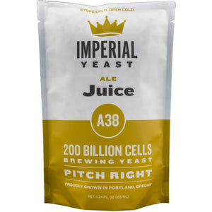 A38 Juice Imperial Organic Liquid Yeast Imperial Organic Yeast