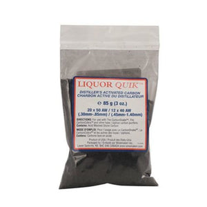 Activated Distillers Carbon 3 Oz Bag Distilling Supplies