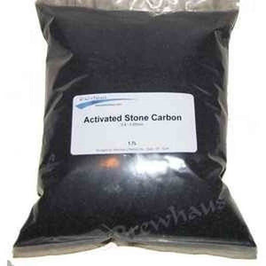 Activated Stone Carbon- Premium Grade 0.4-0.85Mm Distilling Supplies