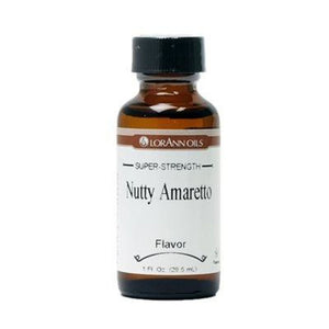 Amaretto Nutty Flavor By Lorann Oils 1 Oz Spices And Flavorings