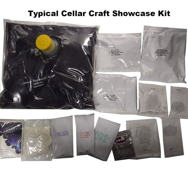Amarone Style Cellar Craft Showcase Collection Wine Kit 18L Wine Ingredient Kits