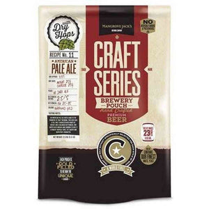 American Pale Ale With Dry Hops Brewery Pouch Mj Craft Series Beer Ingredient Kits