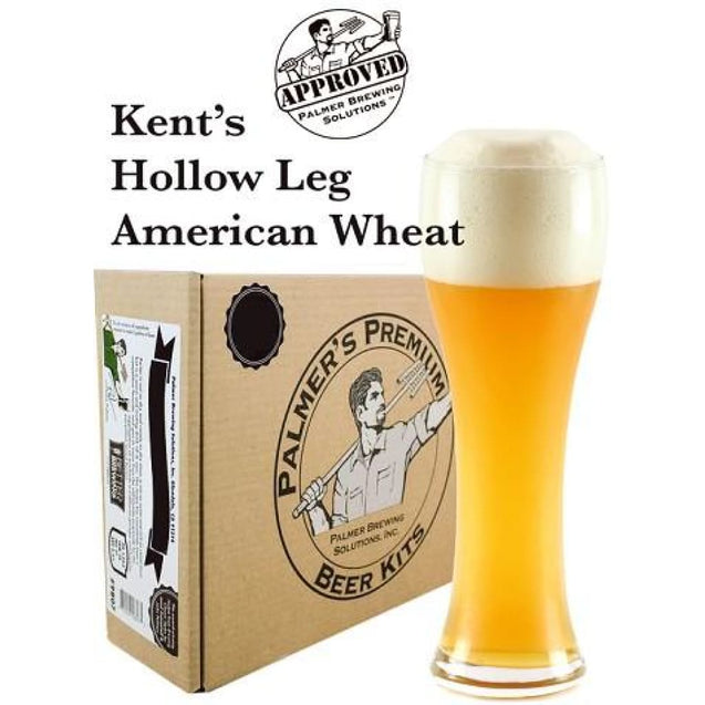 American Wheat Palmer Premium Beer Kit - Kents Hollow Leg Beer Ingredient Kits