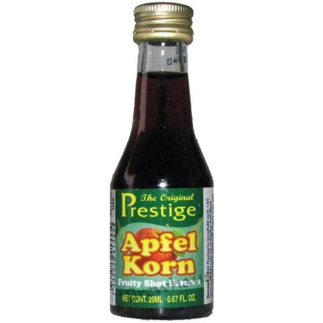 Apfel Schnapps Fruity Shot Essence By Prestige Essence Enhancers