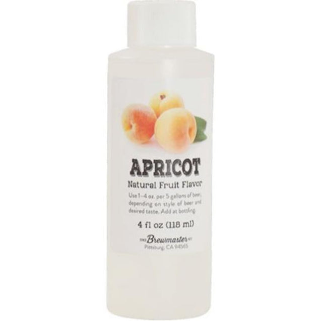 Apricot Fruit Flavor 4 Oz Fruit Flavors For Beer