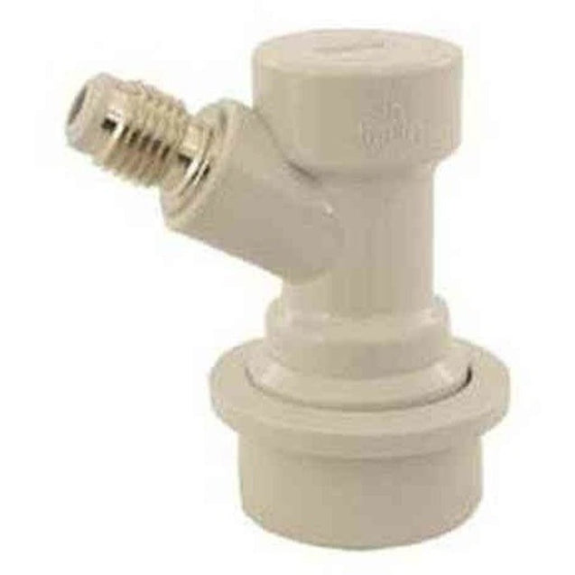 Ball Lock Gas Connector-1/4 In Mfl Threads Kegking Kegging