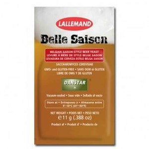 Belle Saison Ale Yeast 11 G Dry Ale Yeast