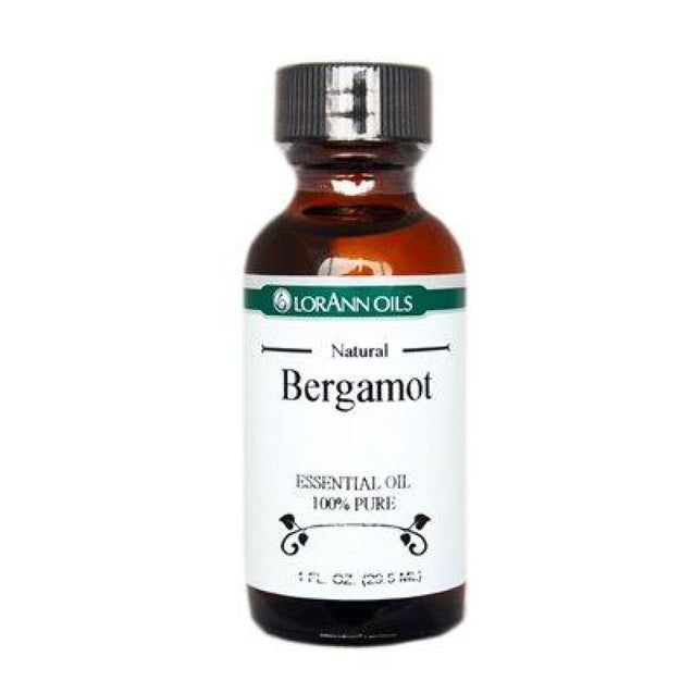 Bergamot Oil Natural Flavor By Lorann Flavor Oils 1 Oz Spices And Flavorings