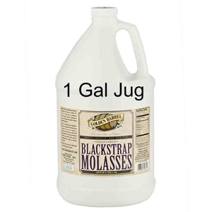 Blackstrap Unsulphured Molasses 1 Gal Jug Adjuncts & Sugars