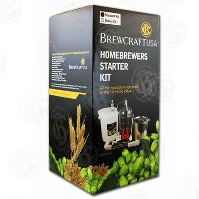 Brewcraft Basic Starter Brewery Kit Brew Craft Equipment Kits For Beer
