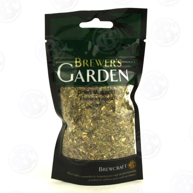 Brewers Garden Dried Mugwort - 1 Oz Package Spices And Flavorings