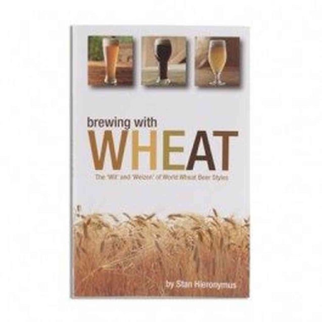 Brewing With Wheat Beer Books