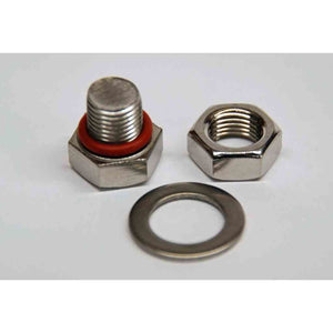 Brewmometer Hole Plug Kit (For All Weldless Units) By Blichmann Engineering Blichmann Engineering