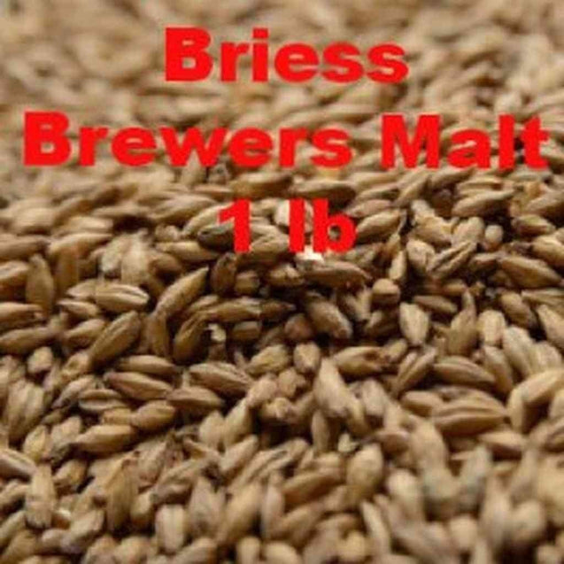 Briess 2 Row Brewers Malt 1.8L 1 Lb Grain