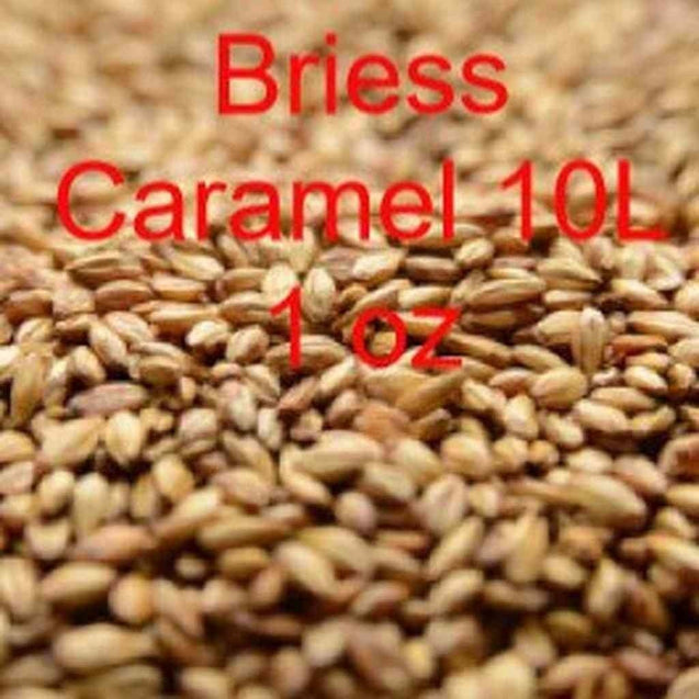 Briess Caramel 10L (Us) 1 Lb Grain
