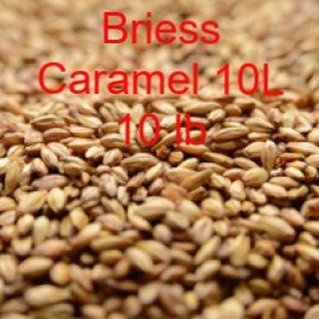 Briess Caramel 10L (Us) 10 Lb Grain