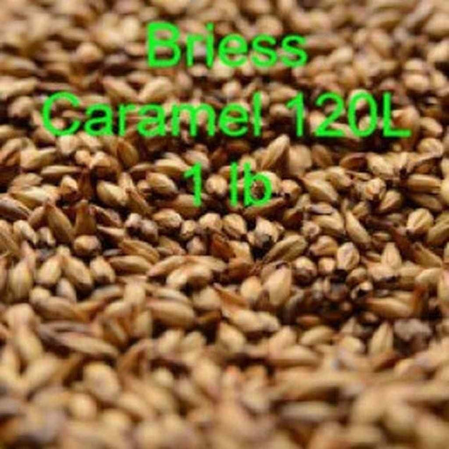 Briess Caramel 120L (Us) 1 Lb Grain