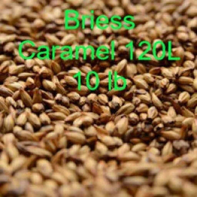 Briess Caramel 120L (Us) 10 Lb Grain