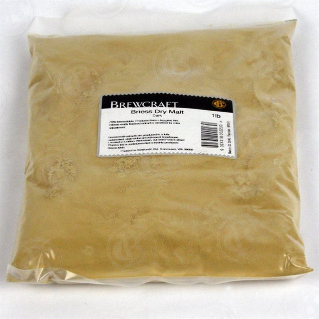 Briess Dme Traditional Dark 30 Lovibond 1 Lb Dried Malt Extract (Dme)