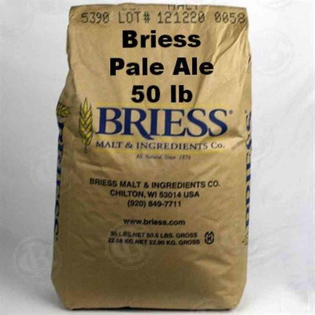 Briess Pale Ale 3.5L 50 Lb Bag Grain