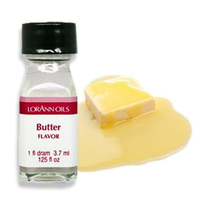 Butter Flavor By Lorann Flavor Oils 1 Dram Spices And Flavorings
