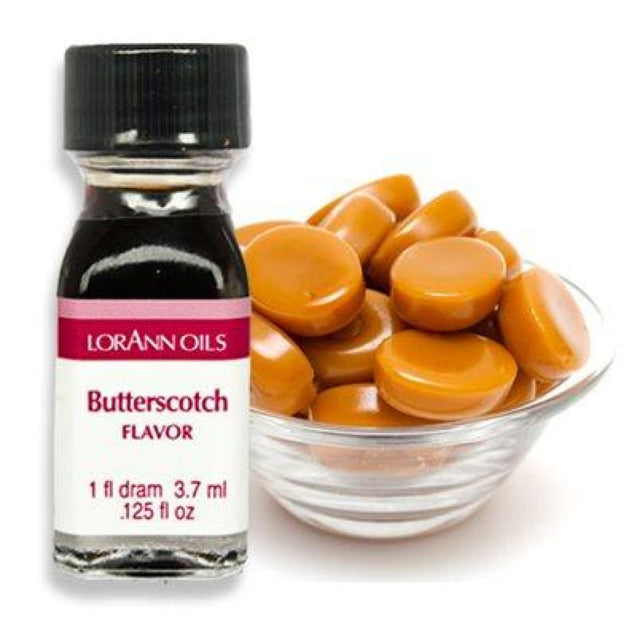 Butterscotch Flavor By Lorann Flavor Oils 1 Dram Spices And Flavorings