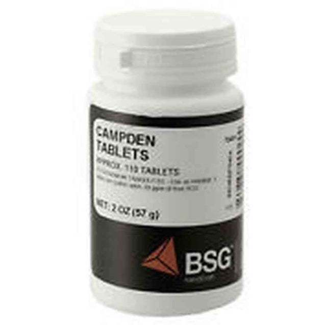 Campden Tablets 2 Oz (About 110 Tablets) Bsg (Pk) Campden Tablets