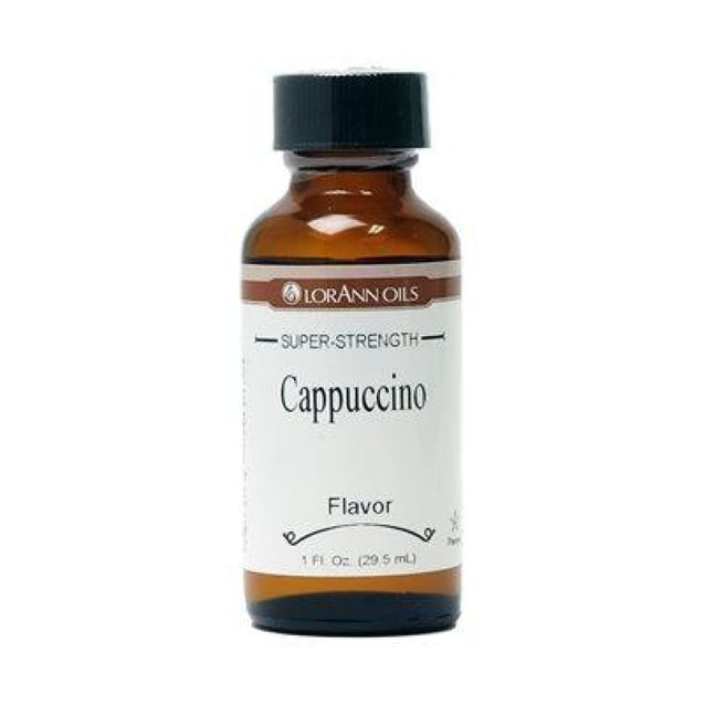 Cappuccino Flavor By Lorann Flavor Oils 1 Oz Spices And Flavorings