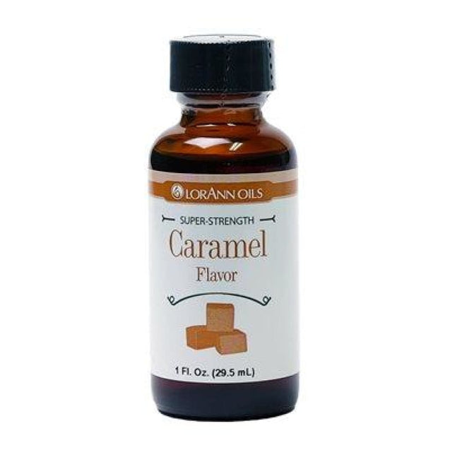 Caramel Flavor By Lorann Flavor Oils 1 Oz Spices And Flavorings