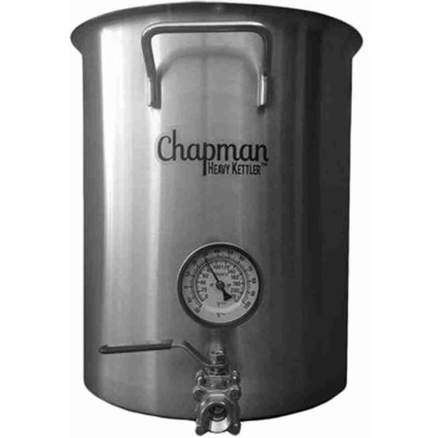 Chapman Heavy Kettle Brew Pot Brewing And Boiling Pots