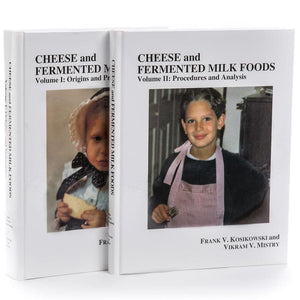 Cheese And Fermented Milk Foods Cheese Books