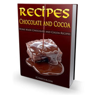 Chocolate And Cocoa Recipes ebooks