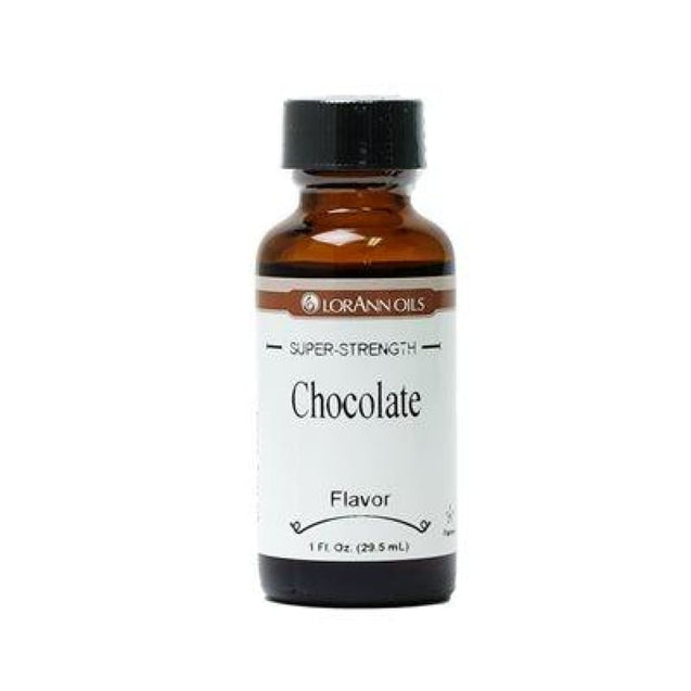 Chocolate Flavor By Lorann Flavor Oils 1 Oz Spices And Flavorings