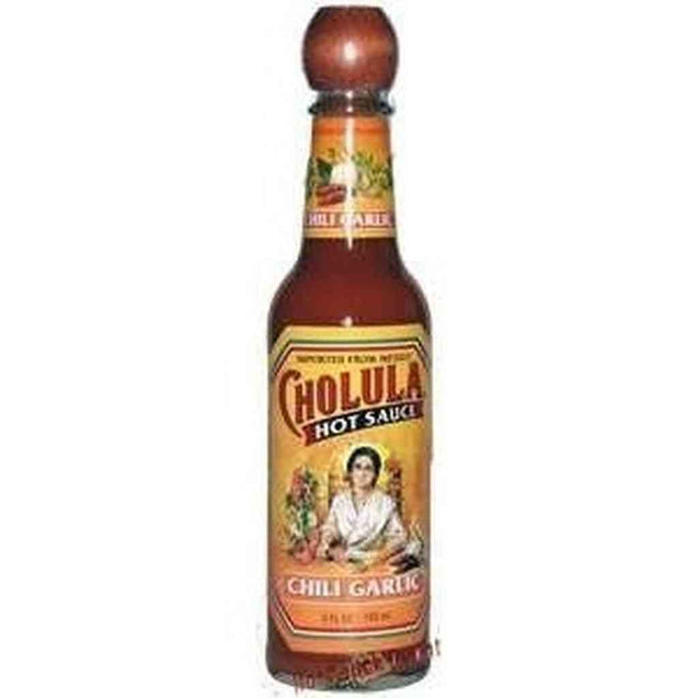 Cholula Chili Garlic Hot Sauce 5Oz Hot Sauce