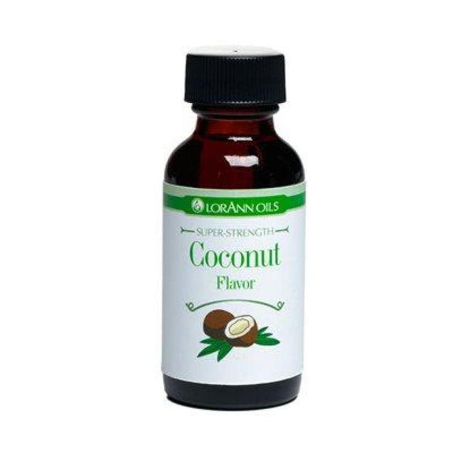 Coconut Flavor Flavor By Lorann Flavor Oils 1 Oz Spices And Flavorings