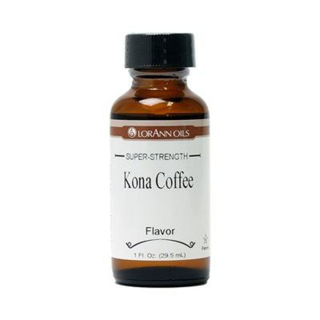 Coffee Kona Flavor By Lorann Oils 1 Oz Spices And Flavorings