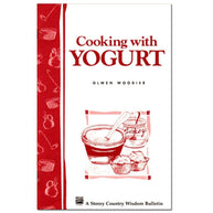 Cooking With Yogurt Cheese Books