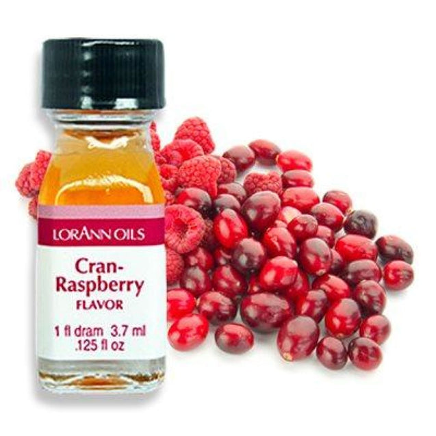 Cran Raspberry Flavor By Lorann Flavor Oils 1 Dram Spices And Flavorings