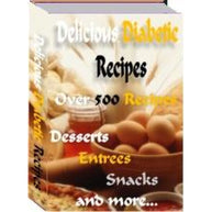 Delicioius Diabetic Recipes ebooks