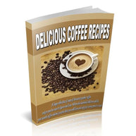 Delicious Coffee Recipes ebooks