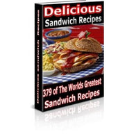 Delicious Sandwiches Recipes ebooks