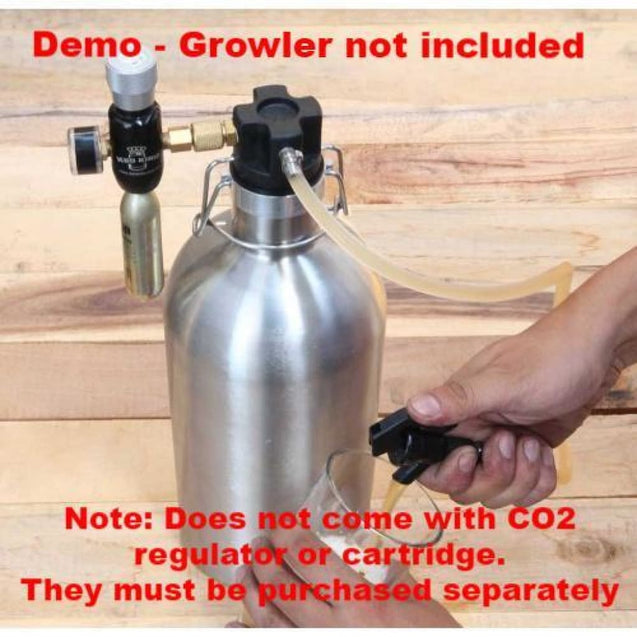 Drafto Kit for the Ultimate Growler Growlers