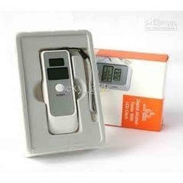 Dual Lcd Digital Breath Alcohol Tester Breathalyzer And More