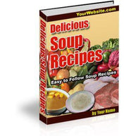Easy to Follow Soup Recipes ebooks