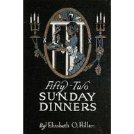 Fifty Two Sunday Dinners ebooks