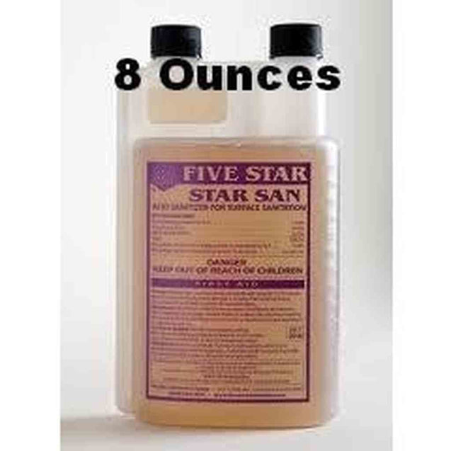 Five Star Star San 8 Oz Bottle Star San