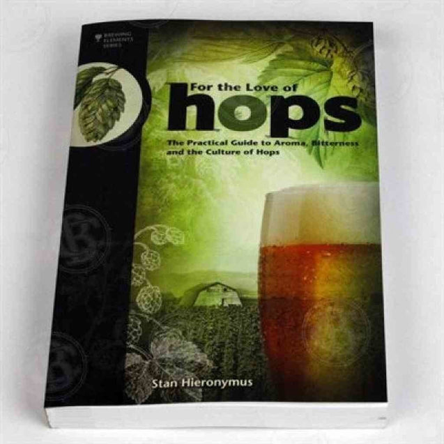 For The Love Of Hops By Stan Hieronymus Beer Books